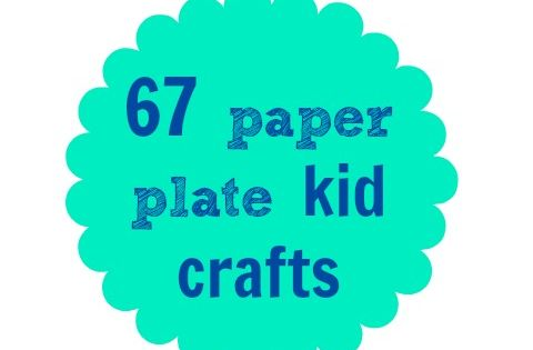67 paper plate crafts kids can make at home (via C.R.A.F.T.) http://www.creatingreallyawesomefreethings.com/paper-plate-crafts/