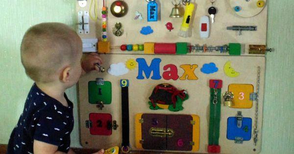 personalisierte besch ftigt board babygeschenk baby. Black Bedroom Furniture Sets. Home Design Ideas