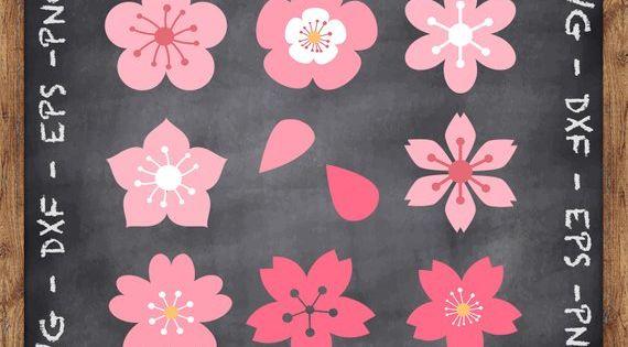 Pin On Cricut Svg Flowers Plants