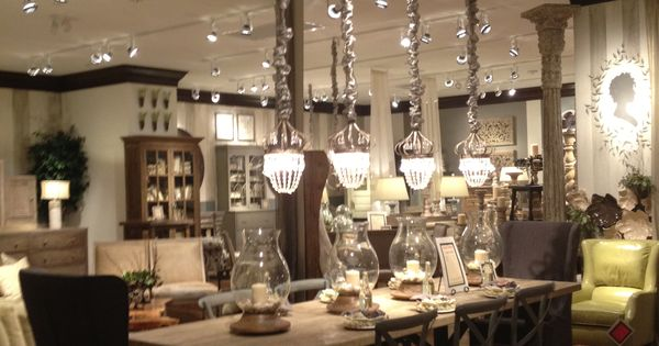 Arhaus Furniture Has Opened A New Store At Crabtree Fun To Browse For The Home Pinterest