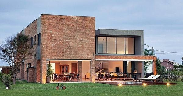 Guia de revestimentos para fachadas materiais vantagens - Ceramica para fachadas exteriores ...