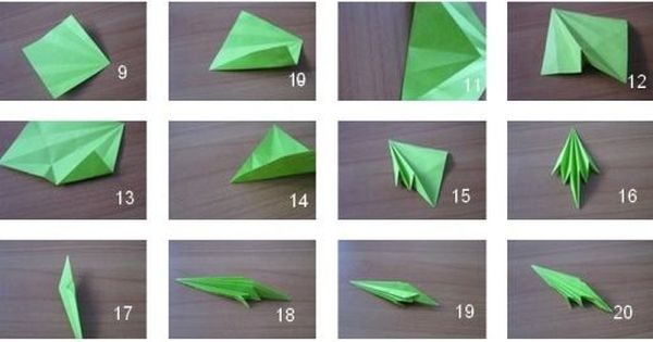 Origami Lizard | Origami Instructions | Pinterest ...