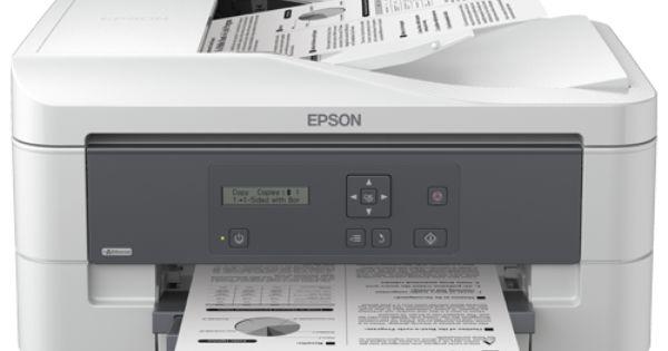 Epson K300 Printer Driver Epson Printer