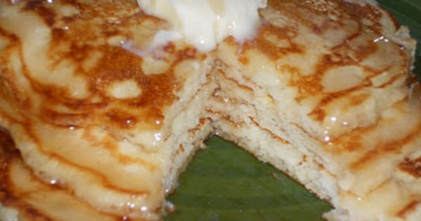 Old Fashioned Pancakes From Scratch ~ Ingredients: (Makes about 7-8 Good size