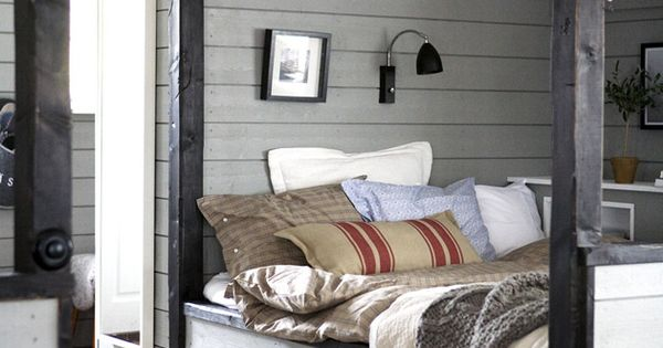 bed ideas for the cabin addition.
