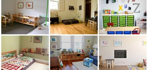 Habitaci n montessori portada montessori pinterest for Cuartos montessori para ninas