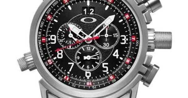 00887caec2 Oakley 12 Gauge Watch W Rubber Band « Heritage Malta