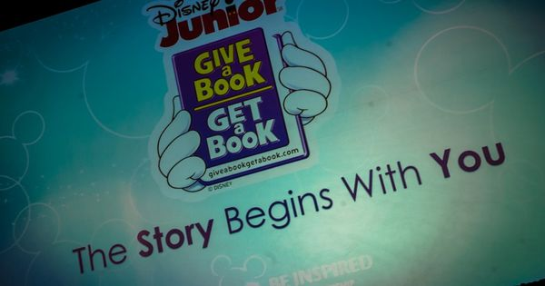 celebrating the launch of disney junior 39 s give a book get a book campaign jackies magical. Black Bedroom Furniture Sets. Home Design Ideas