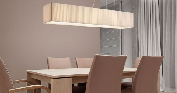 Lampara de techo para mesa de comedor iluminacion - Iluminacion para comedores ...
