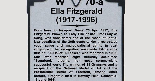 ella fitzgerald funeral - photo #5
