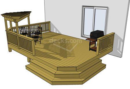 Free Deck Plan 1ll2014 Free Deck Plans Building A Deck Home