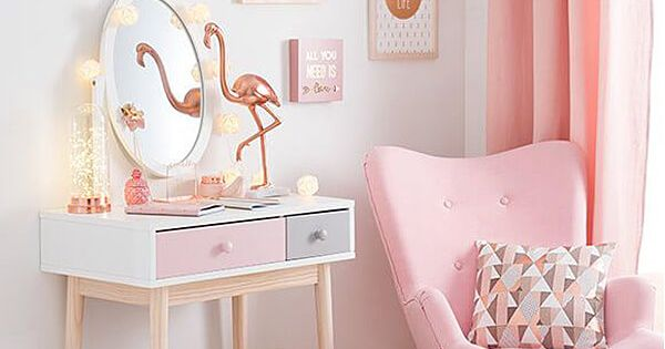 23 Irresistible Copper And Blush Home Decor Ideas That