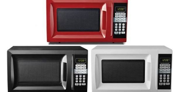 Small spaces compact college dorm room 0 7 cu ft microwave oven appliance beaches ovens and dorm - Small space microwave photos ...