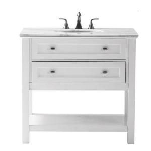 Home Decorators Collection Austell 37 In W X 22 In D Bath Vanity