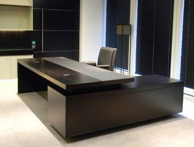 Ceo Executive Desk Cakepins Com Modern Office Interiors Office Table Design Office Interior Design