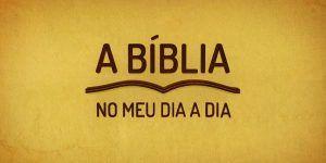 A Biblia No Meu Dia A Dia Cancao Estudo Da Palavra