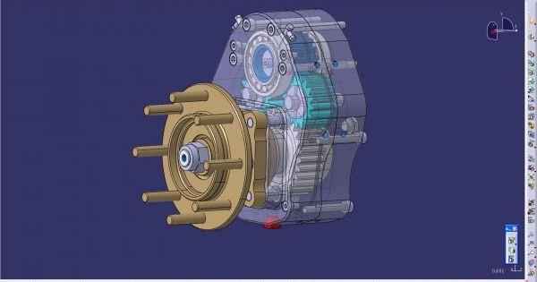 Portal Axle Design : Bolt on portal axles from tibus off road engineering