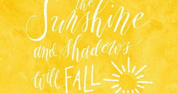 Keep your face always towards the sunshine whatsapp - Tabaluga zitate ...