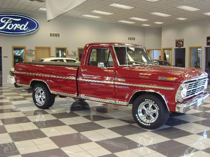 1969 Ford F100 Classic Truck Central Classic Ford Trucks Ford Trucks Classic Cars Trucks
