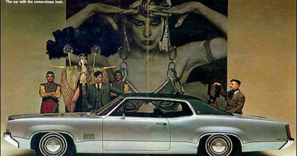 Oldsmobile 1969 Oldsmobile Classic Cars Car Ads