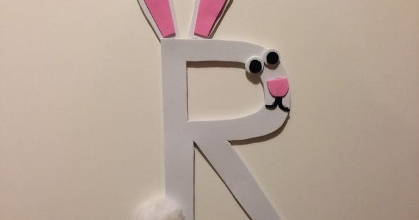 R Is For Rabbit Pin It, Make It: Anima...