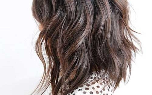 images of layered haircuts 20 to mid length haircuts the hairstyler hair 4295