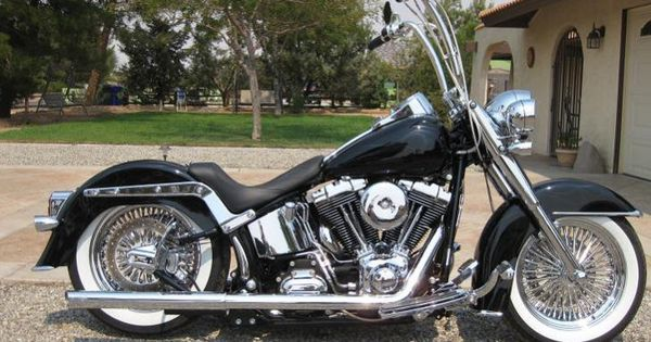 harley davidson softail deluxe with apes rides pinterest. Black Bedroom Furniture Sets. Home Design Ideas