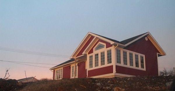 Light House Red Siding Vinyl Siding Colors Reds