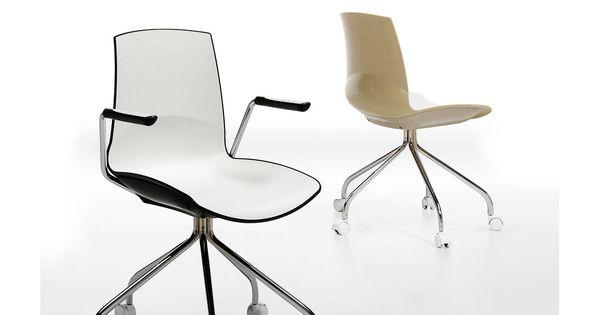 Infiniti now para oficinas silla con ruedas silla de for Sillas para facial
