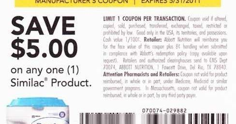 Similac 5 Coupon Printable Related Posts With Similac Coupons 2018 Printable24871 In 2020 Similac Coupons Printable Coupons Papercraft Templates Printables