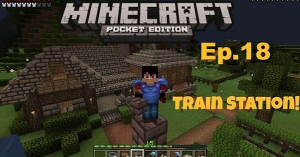 Youtube With Images Train Station Pocket Edition