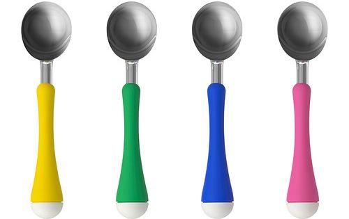 Chosigt ice cream scoop ikea really cool design i got a blue one my love for ikea - Ikea utensili cucina ...