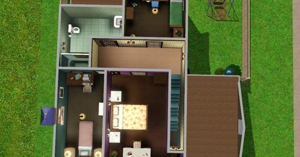 Harry potter dursleys house upstairs dursleys for 12 grimmauld place floor plan