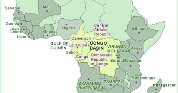 congo river geography pinterest congo river and geography