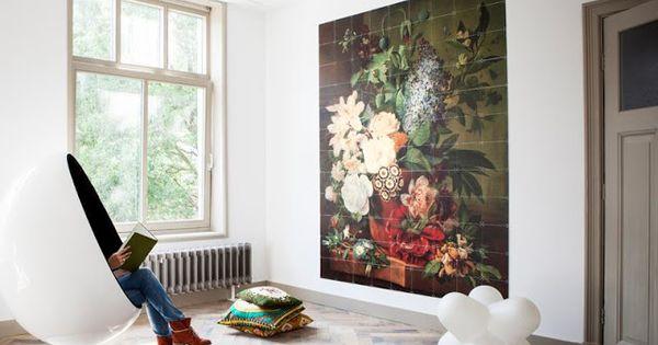 Ixxi 07 products i love pinterest lia amsterdam en interieur - Eigentijdse eetkamer decoratie ...