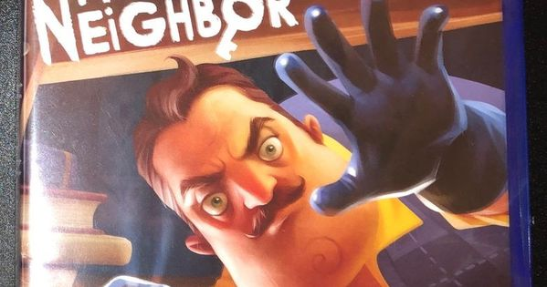 Hello Neighbor Sony Playstation 4 2018 New Ps4 Gaming