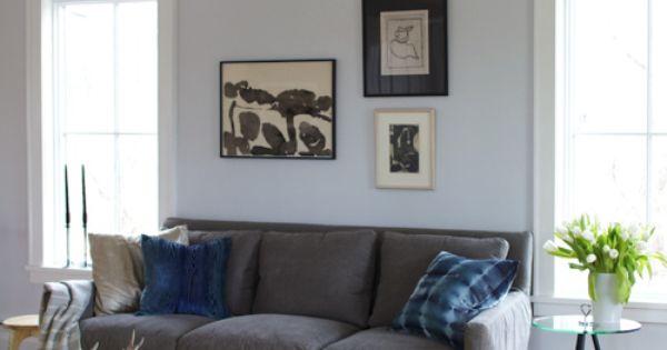 love the wall color. Benjamin Moore: Pearl River #871 : home happy : Pinterest : Benjamin moore ...