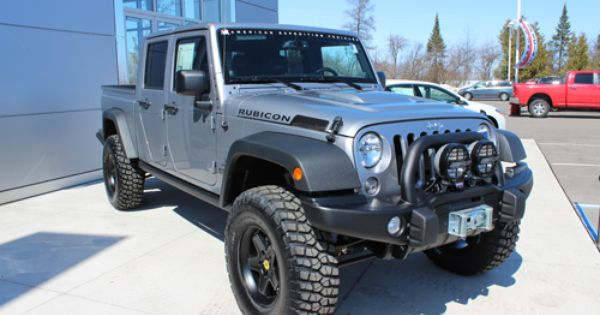 Fernelius New 2014 Aev Brute Jeep Wrangler Unlimited Rubicon For