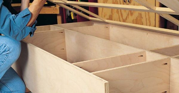 Building cabinets with pocket screws building cabinets for Building kitchen cabinets with pocket screws