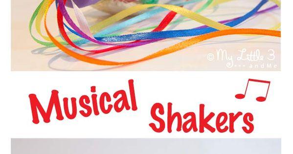 Rainbow Musical Shaker