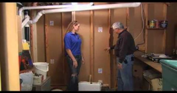 Install Toilet Anywhere Without Digging Into Floor Breaking Concrete Etc Contains A Pump Can F Basement Makeover Basement Remodeling Basement Renovations