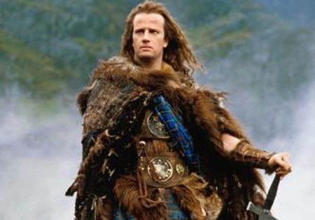 Connor Macleod Also Known As The Highlander Is A Fictional