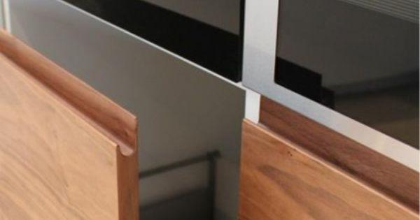 Meble Kuchenne Wykonane Na Zamowienie Wg Projektu Aalto Krakow Home Kitchen