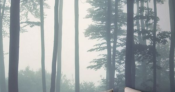 Forest Tapestry Bedroom Ideas