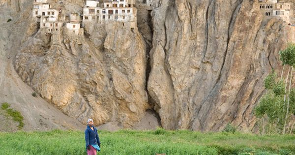 Phuktal Monastery (Phugtal Gompa) - Zanskar, Ladakh, India. india travel destinations places