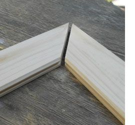 Use Tongue And Groove Wood To Make Frames Diy Picture Frames Making Picture Frames Pallet Picture Frames