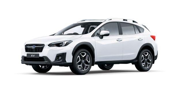 Crystal White Pearl Subaru Crosstrek Subaru Subaru Impreza
