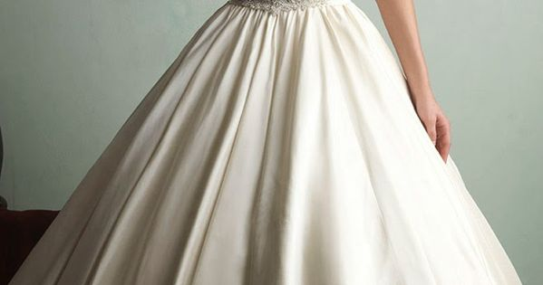 Allure Bridals Fall 2014 - Belle the Magazine . The Wedding Blog