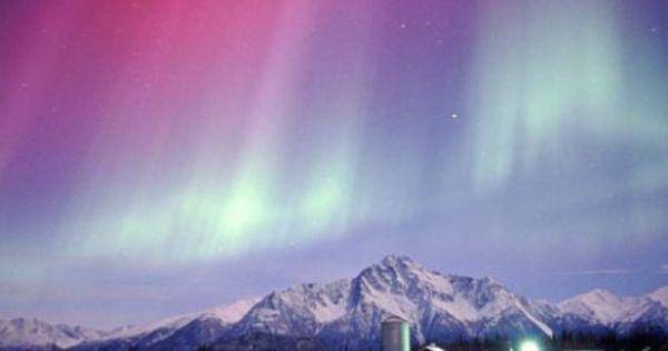 aurora borealis alaska - Google Search