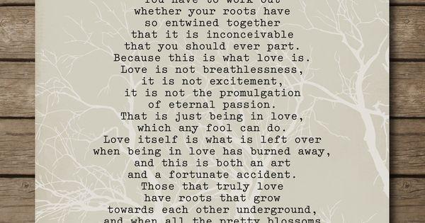 First st paper anniversary gift custom love poem verse